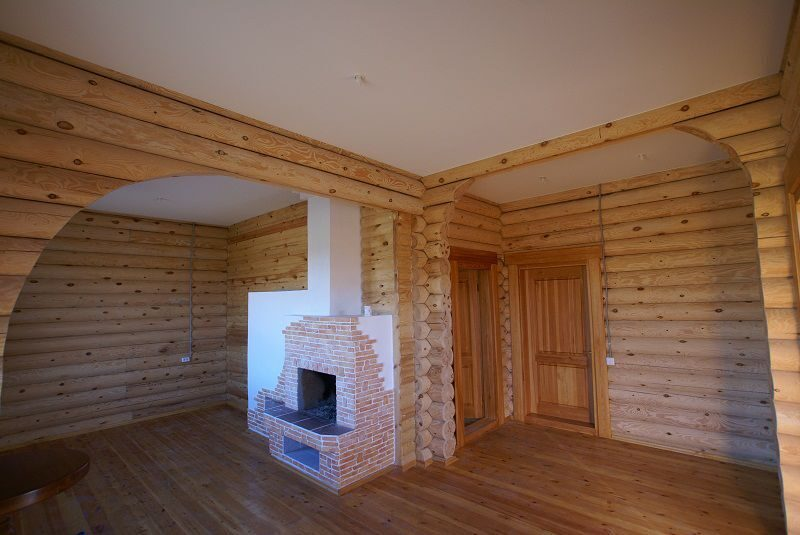 Как отделать потолок в деревянном доме своими руками